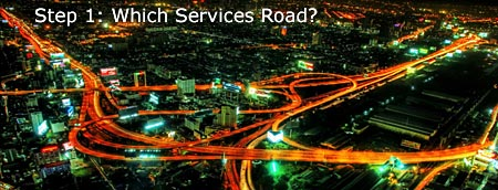 1 Which Services Road